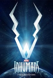 Cartel de Inhumans