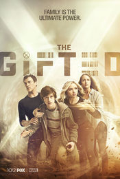 Cartel de The Gifted
