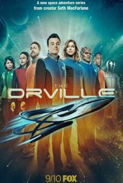 Cartel de The Orville