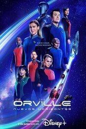 Cartel de The Orville