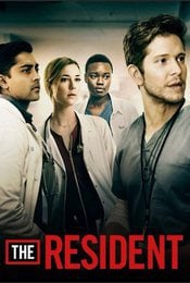 Cartel de The Resident