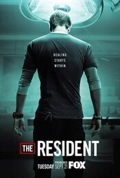 Cartel de The Resident