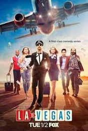 Cartel de LA To Vegas