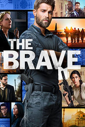 Cartel de The Brave
