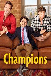 Cartel de Champions