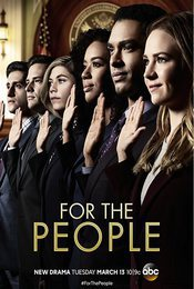 Cartel de For the People