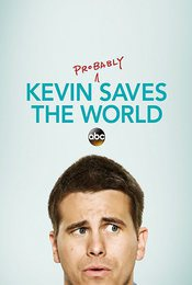 Cartel de Kevin (Probably) Saves the World