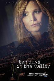 Cartel de Ten Days in the Valley