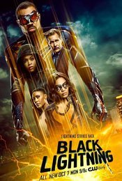 Cartel de Black Lightning