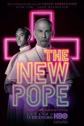 Cartel de The New Pope