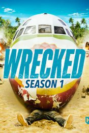 Cartel de Wrecked
