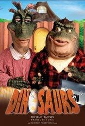 Cartel de Dinosaurios