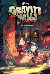 Cartel de Gravity Falls