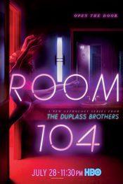 Cartel de Room 104
