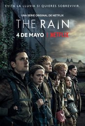 Cartel de The Rain