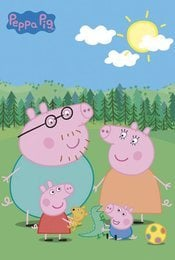 Cartel de Peppa Pig