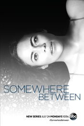 Cartel de Somewhere Between