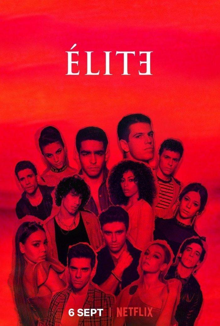 Capítulo 2x03 Élite Temporada 2