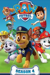 Cartel de La patrulla canina