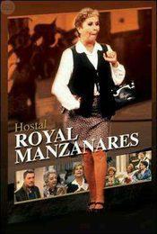 Cartel de Hostal Royal Manzanares