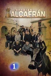 Cartel de Historias de Alcafrán