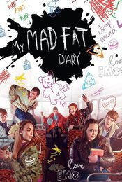 Cartel de My Mad Fat Diary