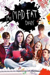 Cartel de My Mad Fat Diary