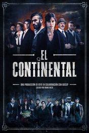 Cartel de El Continental