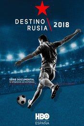 Cartel de Destino Rusia 2018