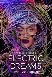 Cartel de Electric Dreams