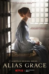 Cartel de Alias Grace