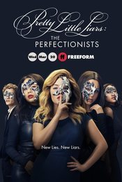Cartel de Pretty Little Liars: The Perfectionists