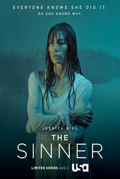 Cartel de The Sinner