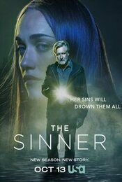 Cartel de The Sinner