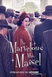 Cartel de The Marvelous Mrs. Maisel