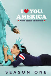 Cartel de I Love You, America