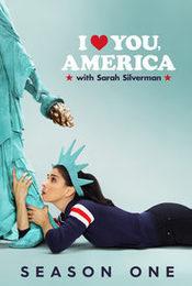Cartel de I Love You, America