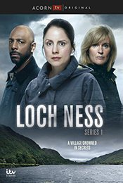 Cartel de Loch Ness