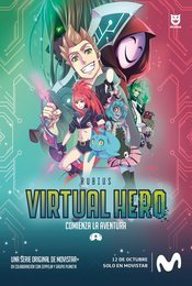 Cartel de Virtual Hero
