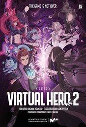 Cartel de Virtual Hero