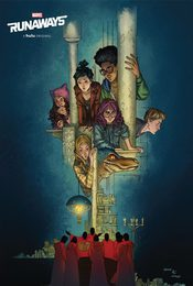 Cartel de The Marvel's RUNAWAYS