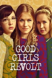 Cartel de Good Girls Revolt