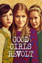 Cartel de Good Girls Revolt
