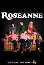 Cartel de Roseanne