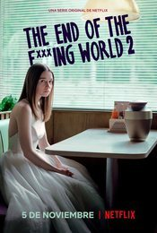Cartel de The End of the F***ing World