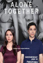 Cartel de Alone Together