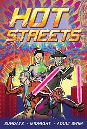 Cartel de Hot Streets