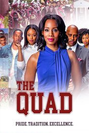 Cartel de The Quad