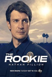 Cartel de The Rookie