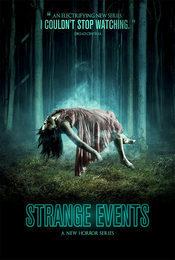 Cartel de Strange Events